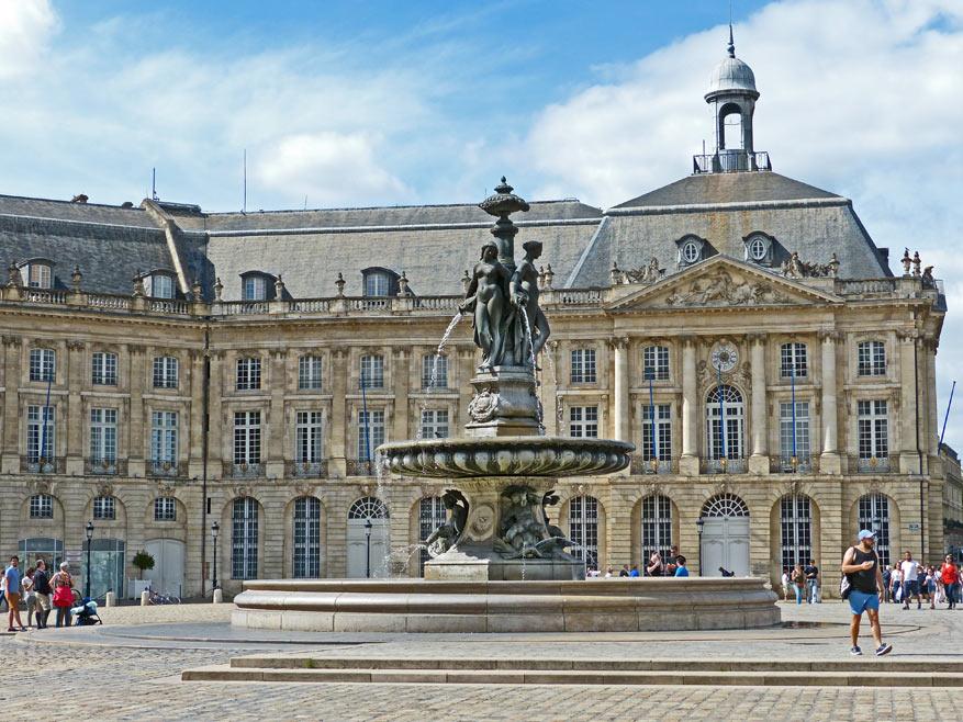 Citytrip Bordeaux