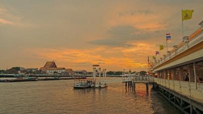 Trappen, tempels en de perfecte pad thai: dit is Oud Bangkok