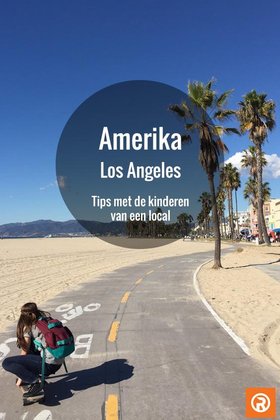 Los Angeles met kinderen