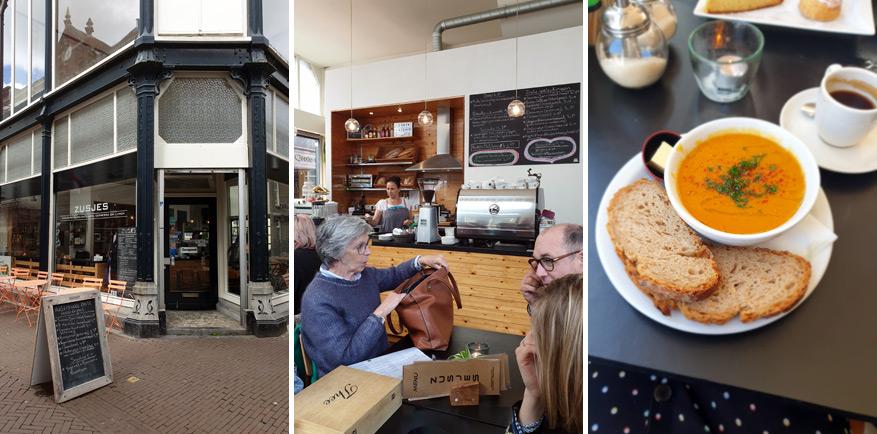 eten en drinken in Dordrecht