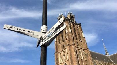 Stadswandeling Dordrecht gidst je langs Dordtse klassiekers