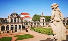 Dresden: herrezen barokparel aan de Elbe