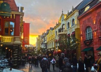 Phantasialand viert de winter met Wintertraum